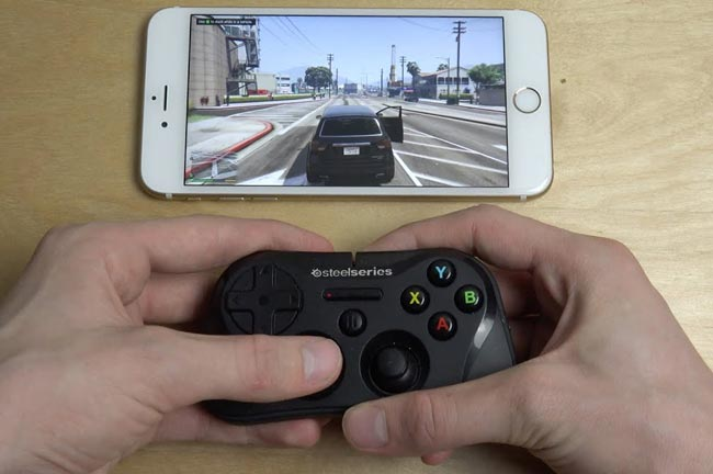 How to Get Gta 5 on Iphone