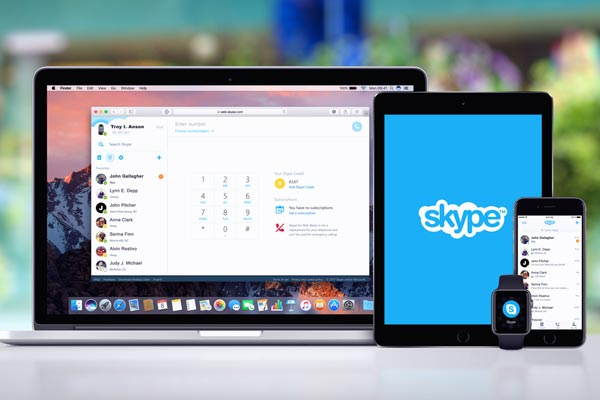 Easy to Remember the Location of the Skype File
