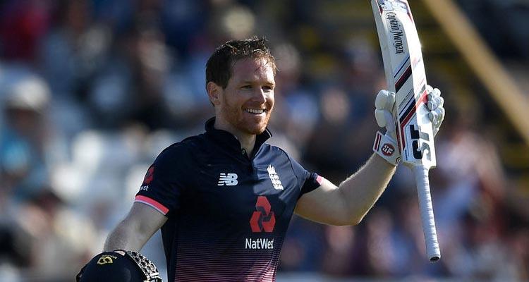 Eoin Morgan ( Batsmen )