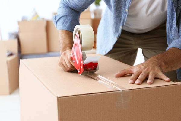 Wrap Up Small Items In Boxes