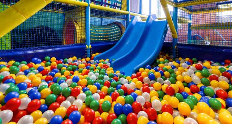 Indoor Playground Beneficial For Your Kid