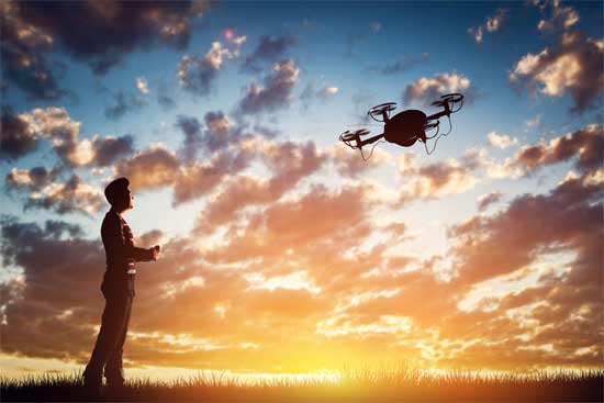 Scientific Facts of Air Drone