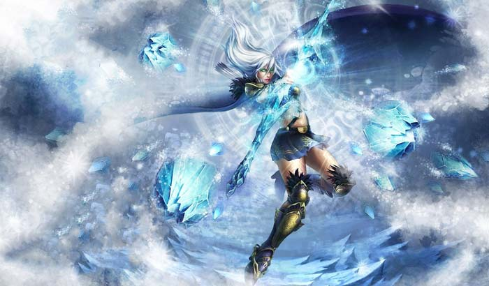 Unlock New Characters and Weapons By Boosting League Of Legends