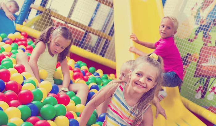 what is an indoor playground