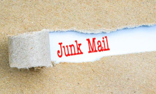 Stay Away From Fake Emails