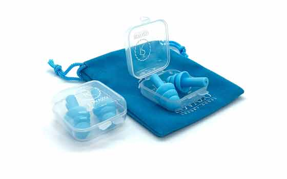 Are the earplugs comfortable to use