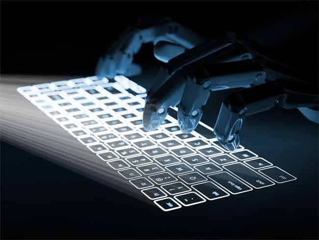 Why People prefer to use a Laser Keyboard