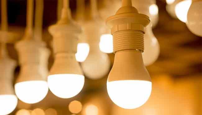 how do led lights work