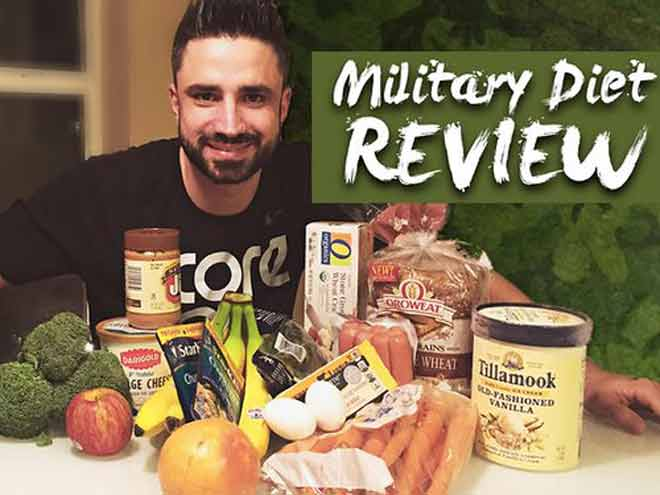 What are the Pros and Cons of 3 Day Military diet