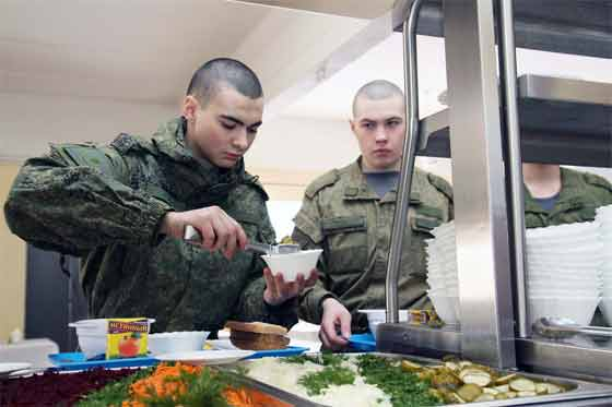 What to eat in a 3 day Military diet