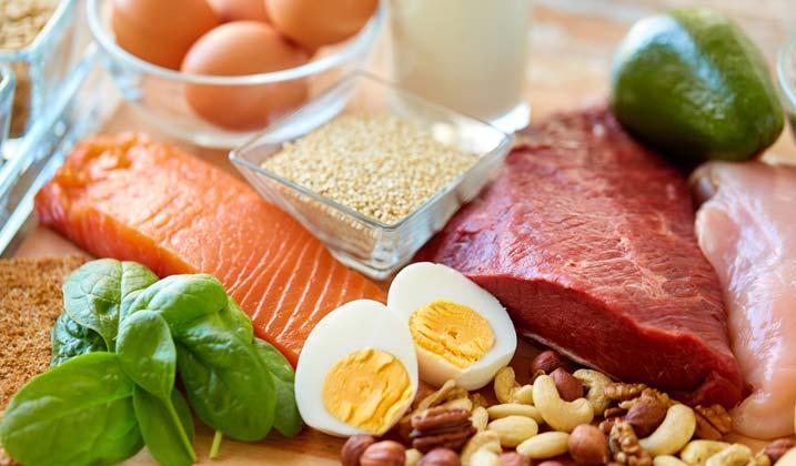 Have Antioxidant-Rich Food