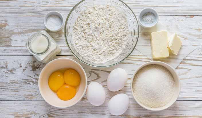 Prefer egg white powder smoothie