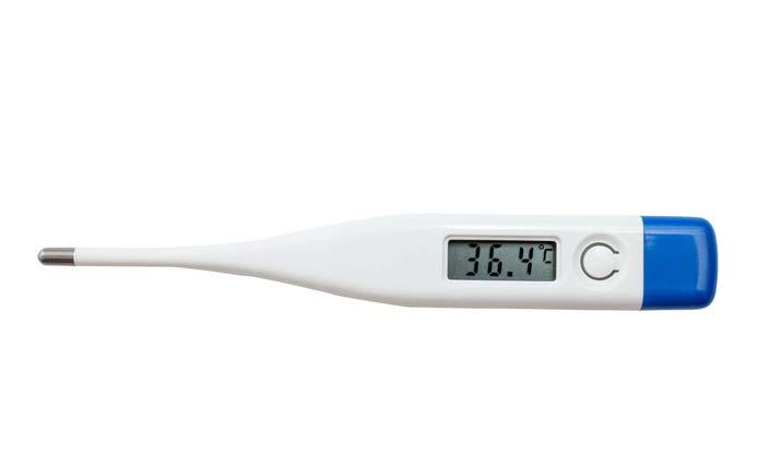 Sterilize a Thermometer