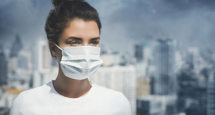 The Health Benefits of an Anti-Pollution Mask