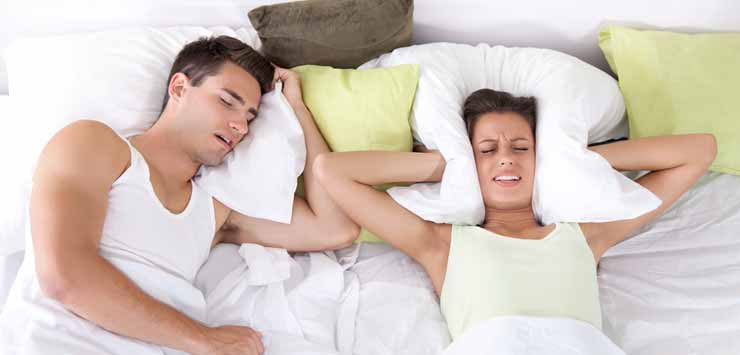 How to Block Out the Sound of Snoring