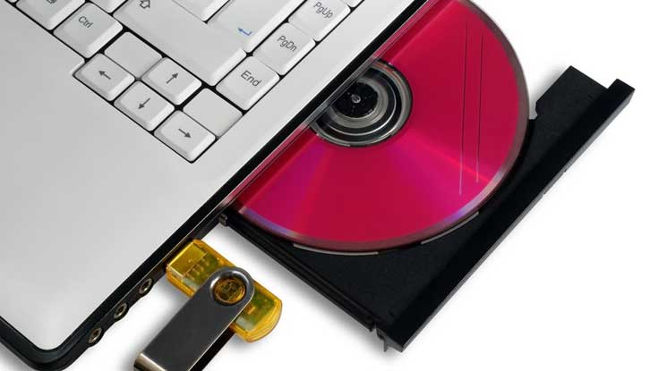 How to Copy a Music CD to a USB Stick
