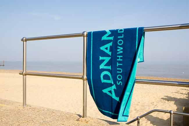 How Big is a Beach Towel