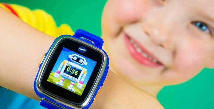 How Do You Set Up A Smartwatch For Kids