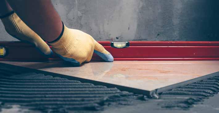 How to Fix Tiles On Floor