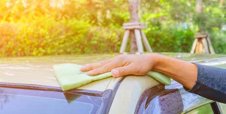 How to Prepare the Car for Cleaning