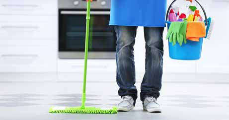Professional House Cleaning With The Affordable Cost
