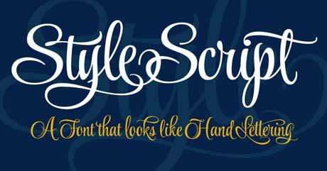 Versatile Font Styles