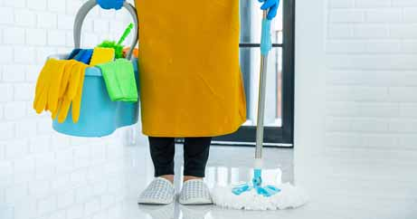 What is the Estimated Time Taken for Ultimate Cleaning In The House