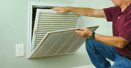 Can Air Filters Make Your Room Cooler