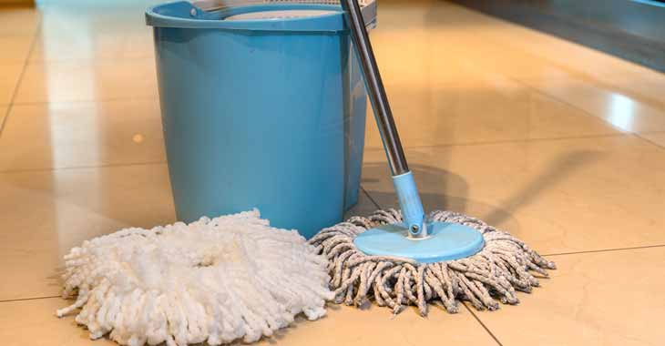 Easy Steps to Change Mr. Clean Mop Head