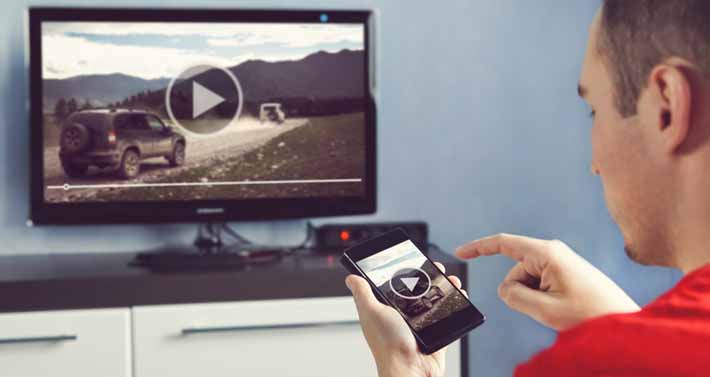 Guideline to How To Stream Video From Smartphone To Tv