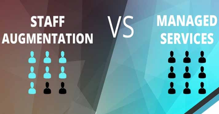 What is the Difference Between Staff Augmentation And Managed Services