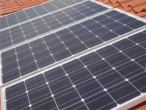 Advantage of using the solar cell