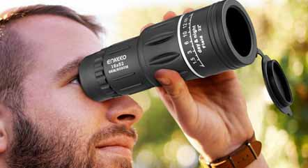 How to use Binocular and Monocular Cues