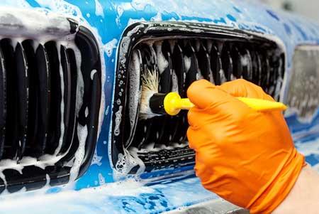 Car detailing service