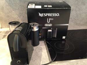 How Nespresso coffee makers work