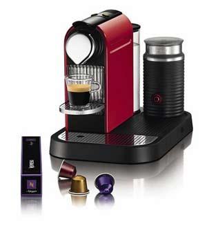 How Nespresso expert espresso machine works
