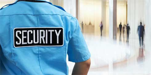 So, what does a security guard do