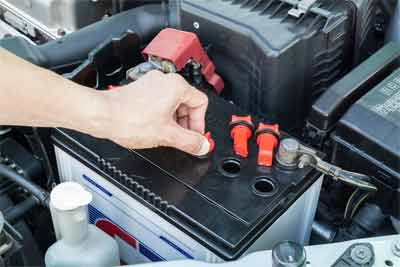 The best suit car battery and its capacity