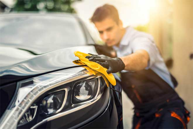 What is a Car Detailing Service
