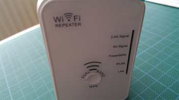 Make your router into an extender