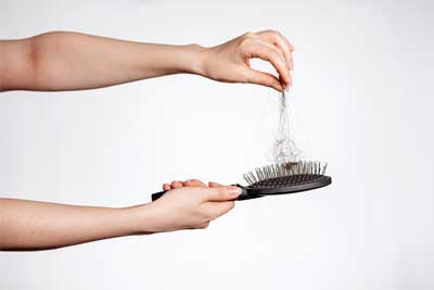 Clean Your Hairbrush