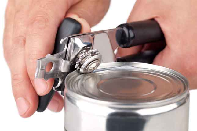 How to Fix a Can Opener