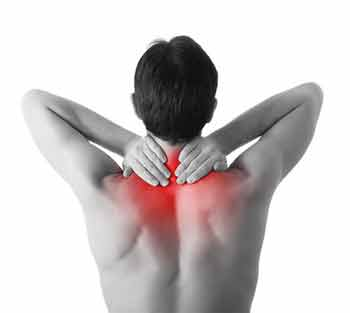 What are the causes of neck pain