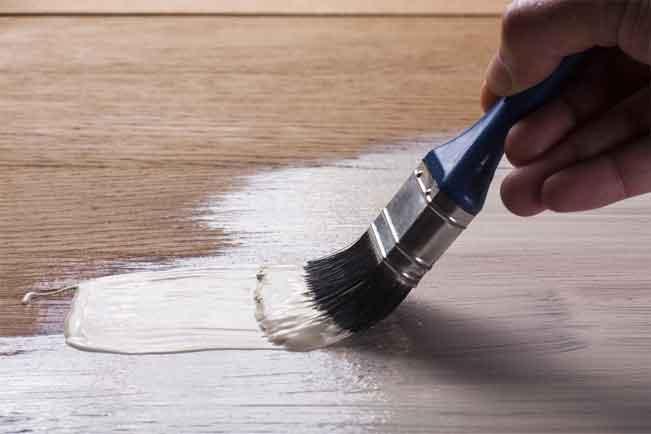 How to Paint Hardwood Floors