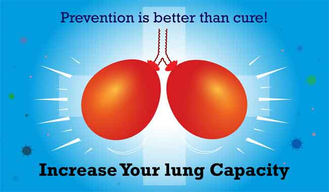 Guide To Increase Your Lung Capacity